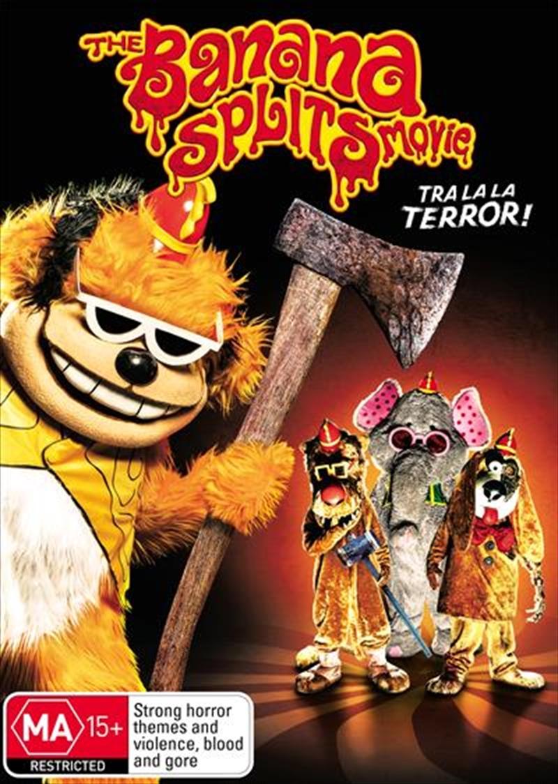 Banana Splits Movie, The   DVD