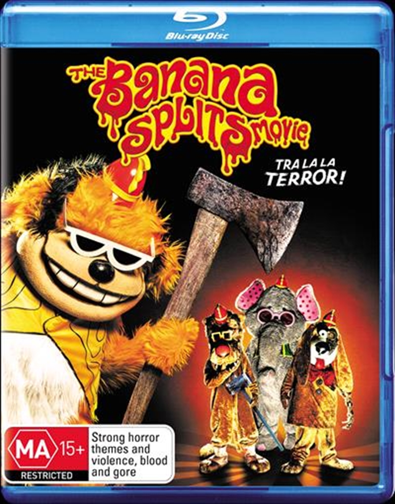 Banana Splits Movie, The | Blu-ray