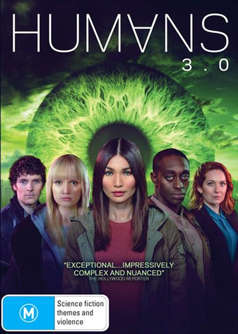 Humans - Season 3 | DVD