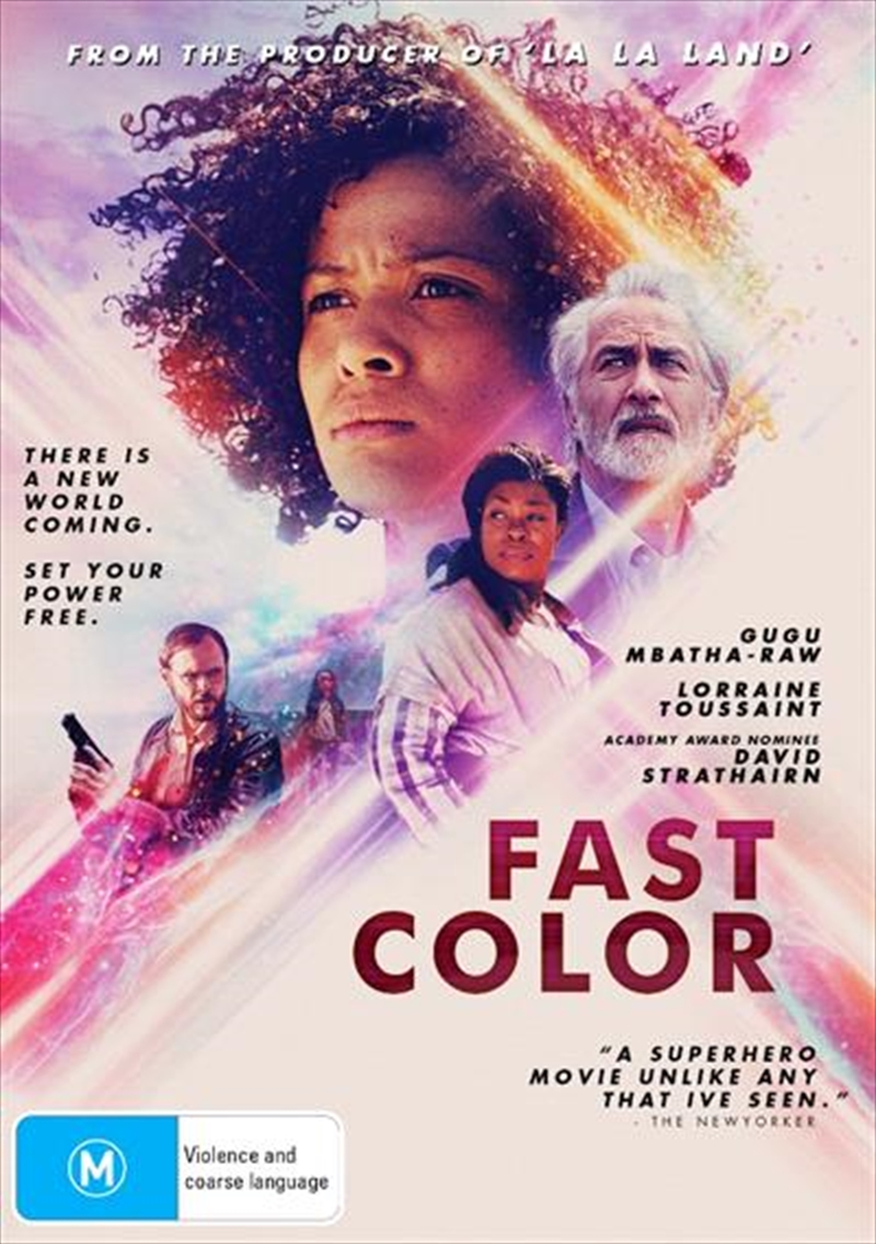 Fast Color | DVD