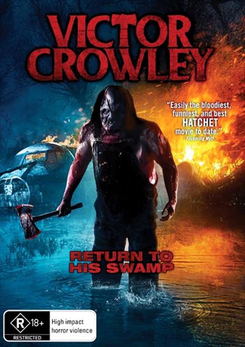 Victor Crowley | DVD