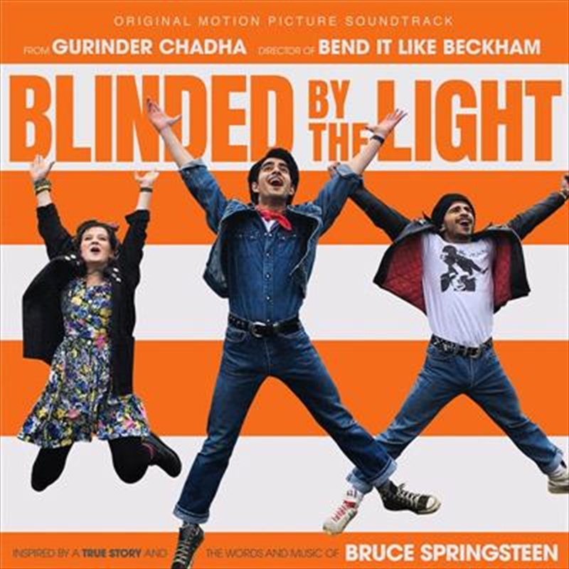 Blinded By The Light | CD
