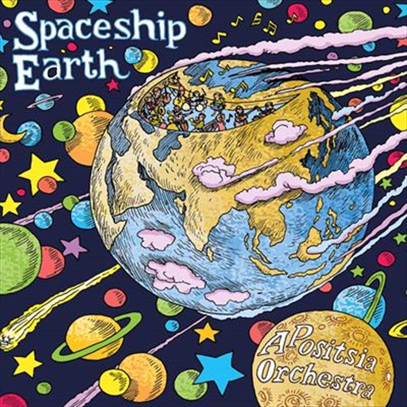 Spaceship Earth | CD