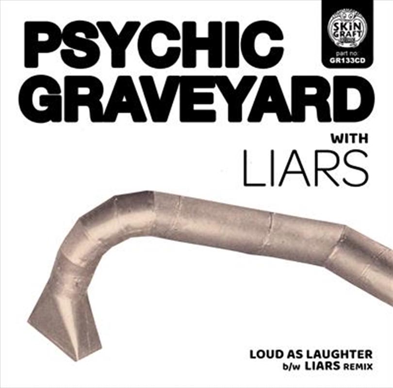Loud As Laughter Liars | CD