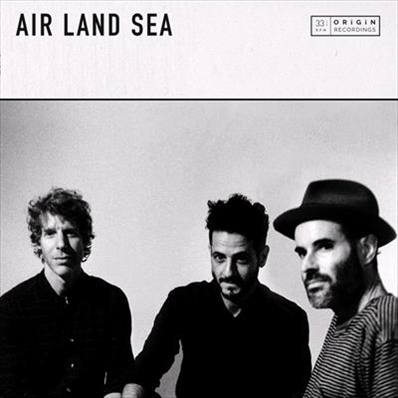 Air Land Sea | Vinyl