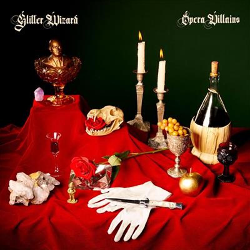 Opera Villains | Cassette