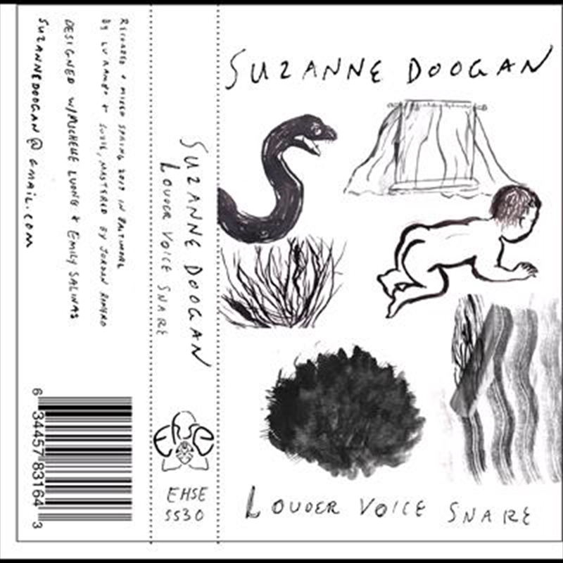 Louder Voice Snare | Cassette