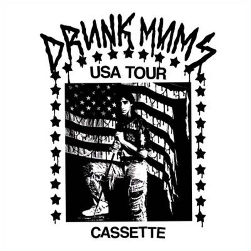 USA Tour Tape   Cassette