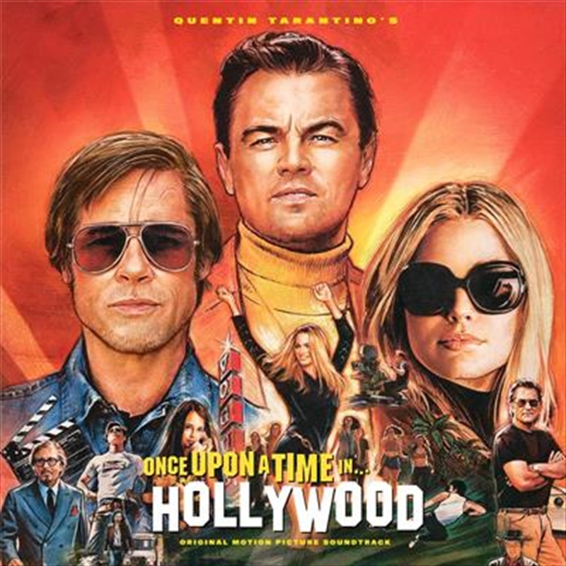 Once Upon A Time In Hollywood | CD