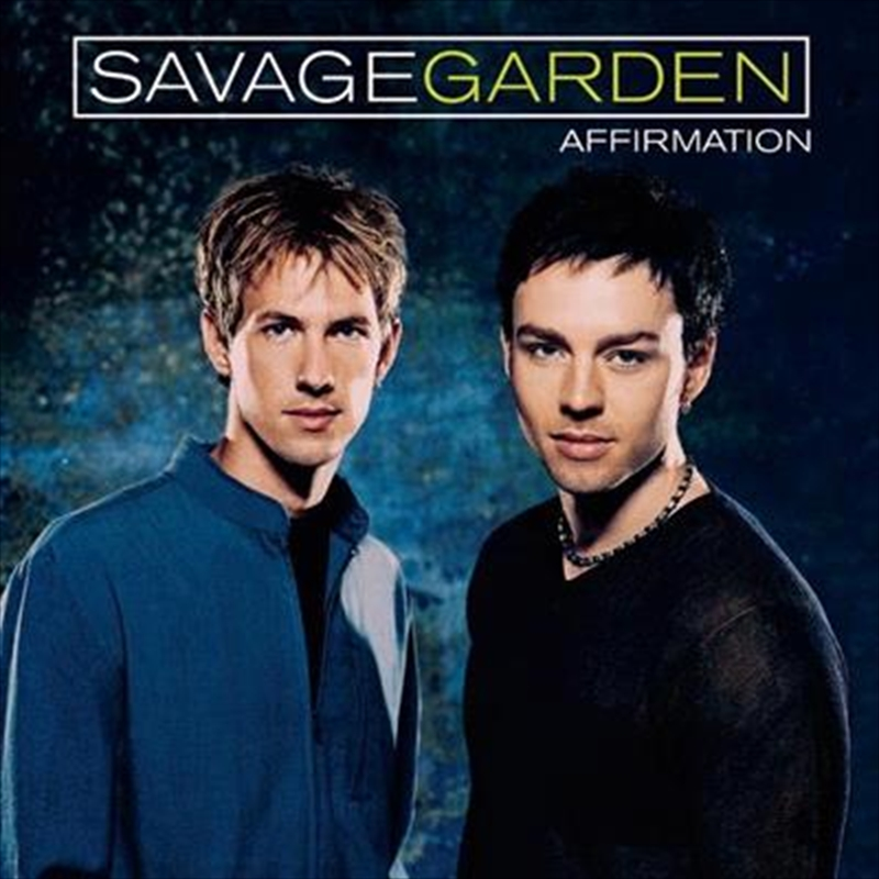 Affirmation | CD