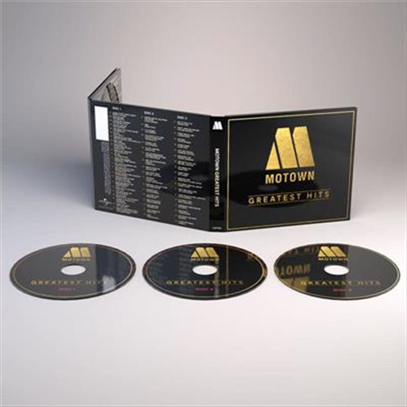 Motown Greatest Hits | CD