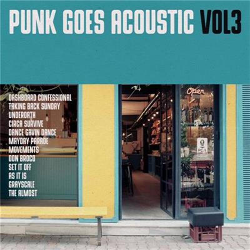Punk Goes Acoustic - Vol 3 | CD