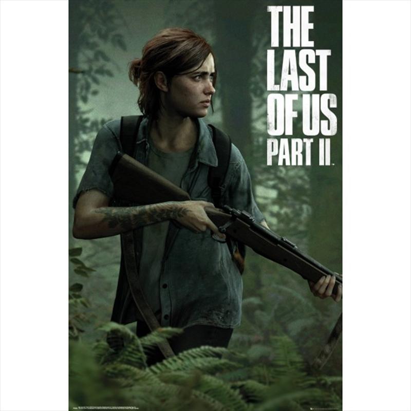 Last Of Us 2 Ellie | Merchandise