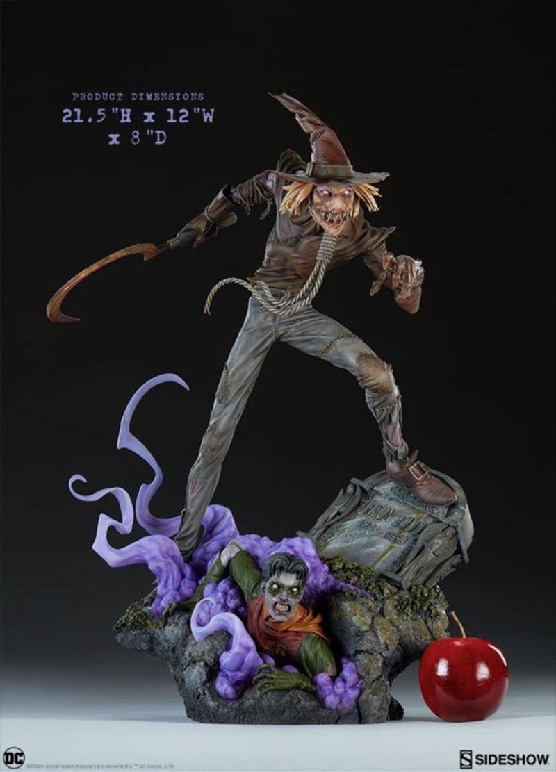 Batman - Scarecrow Premium Format Statue   Merchandise