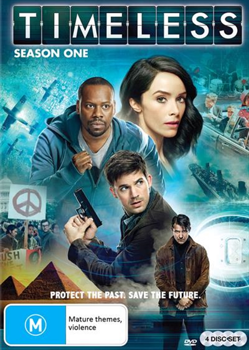 Timeless - Season 1 | DVD