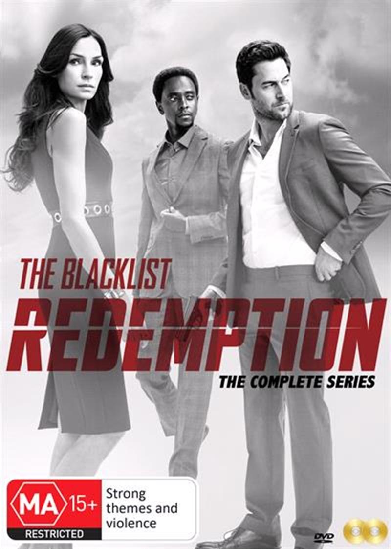 Blacklist - Redemption | Complete Series, The | DVD