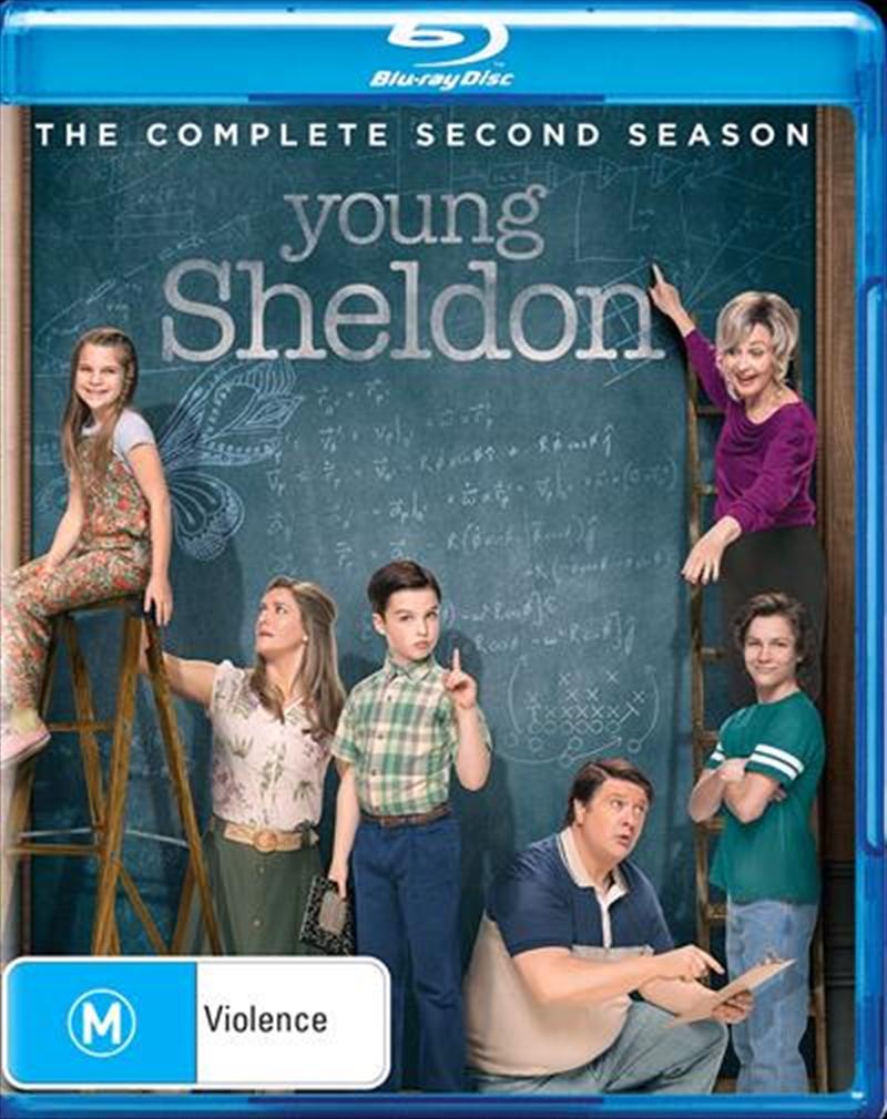 Young Sheldon - Season 2 | Blu-ray