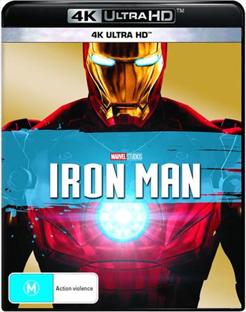 Iron Man | UHD