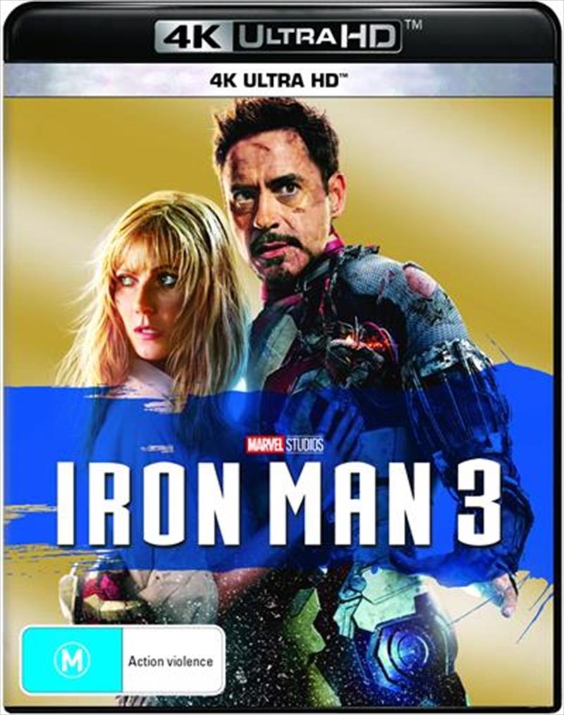 Iron Man 3 | UHD