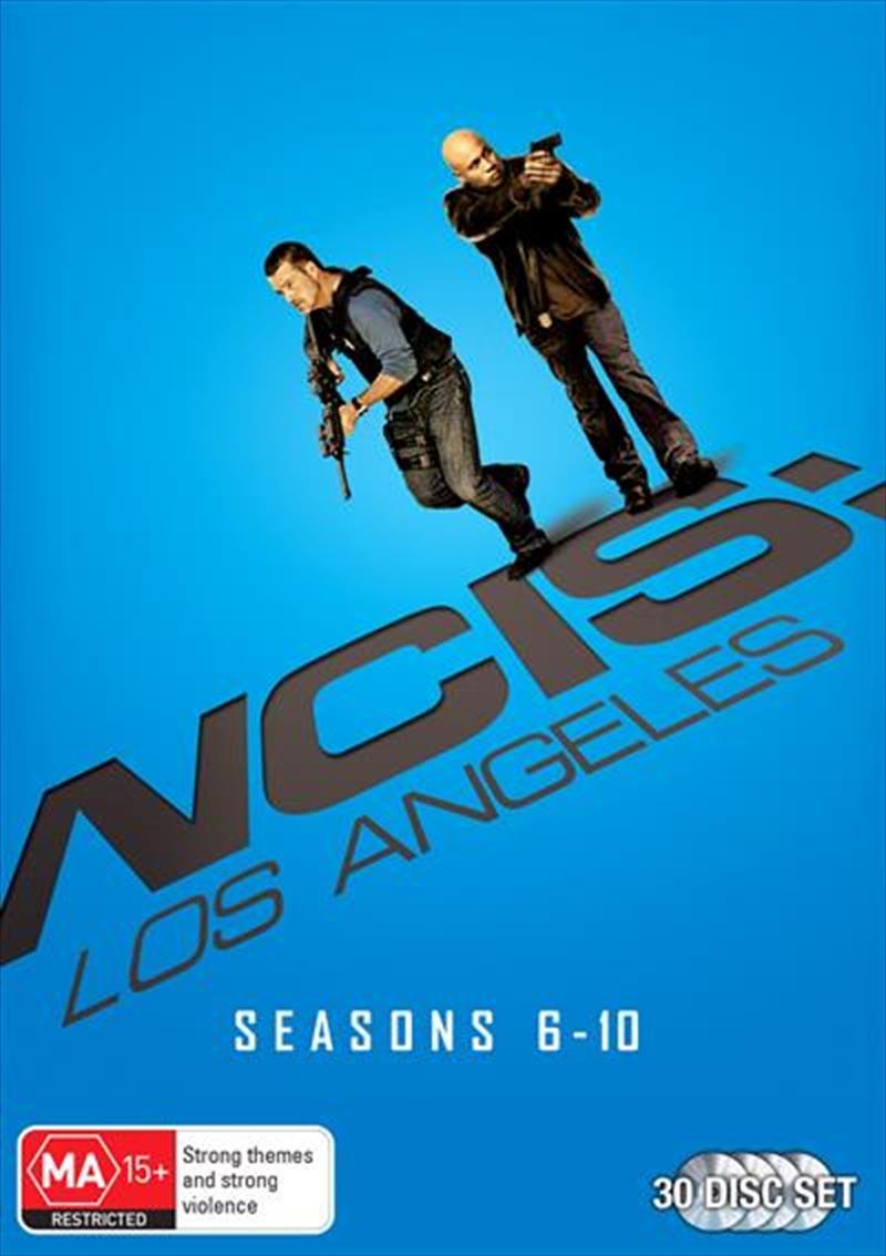 NCIS - Los Angeles - Season 6-10 | Boxset | DVD