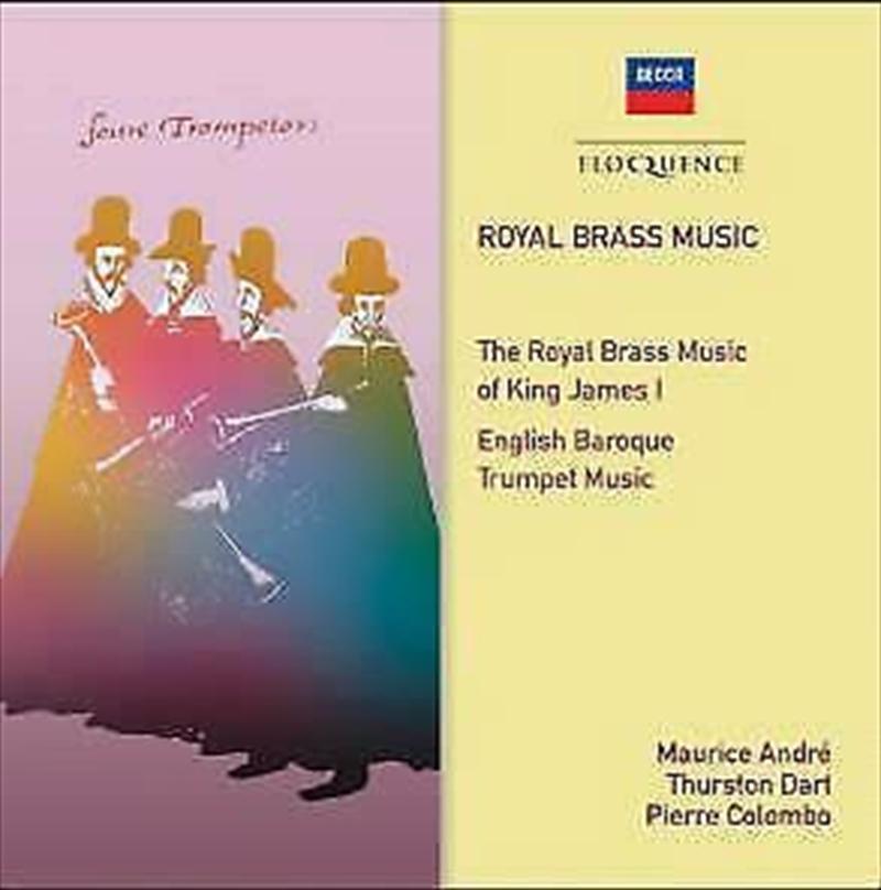 Royal Brass Music | CD