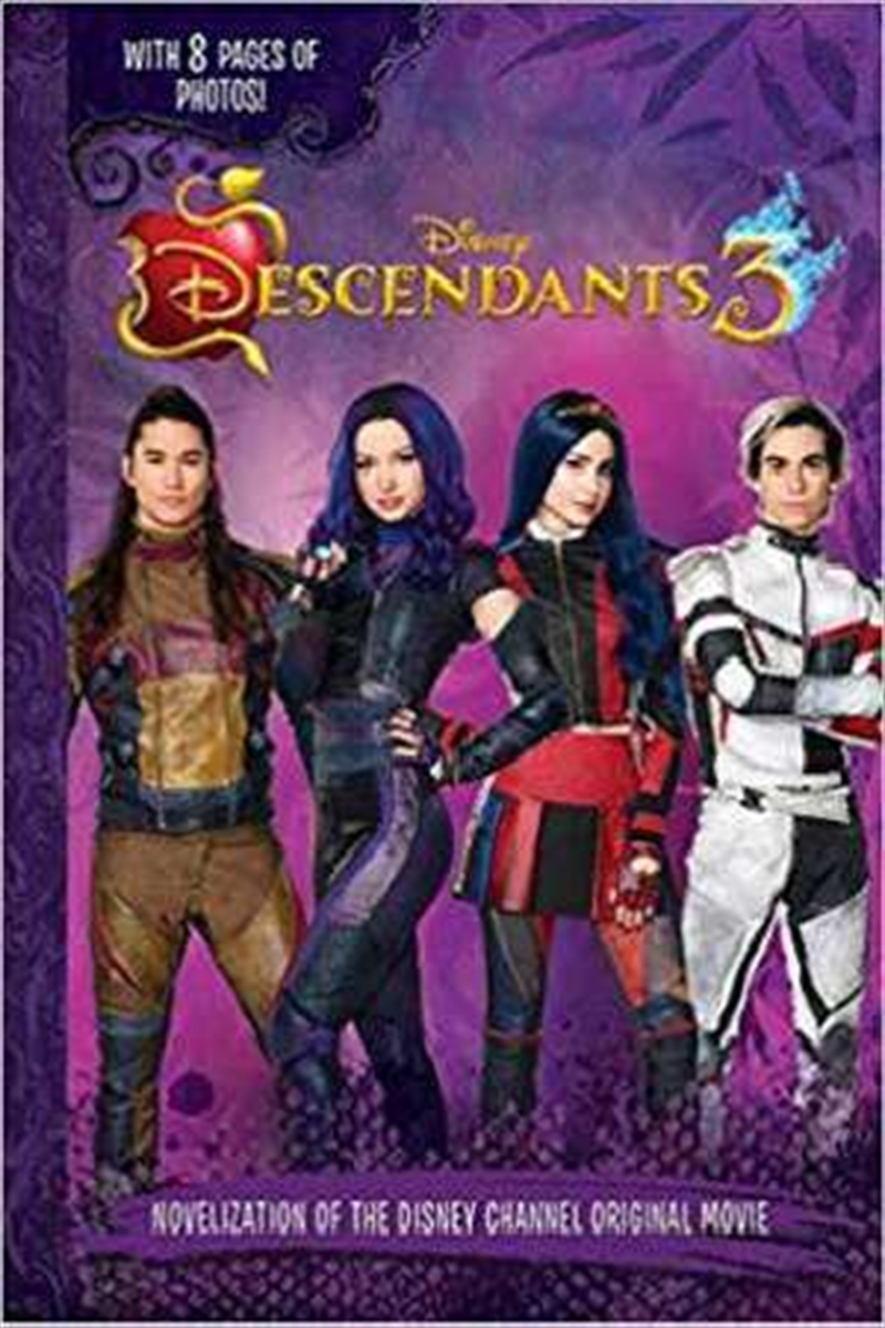Descendants 3: The Junior Novel | Paperback Book