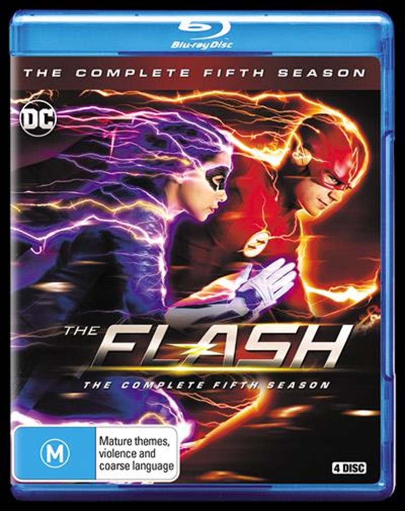 Flash - Season 5, The | Blu-ray