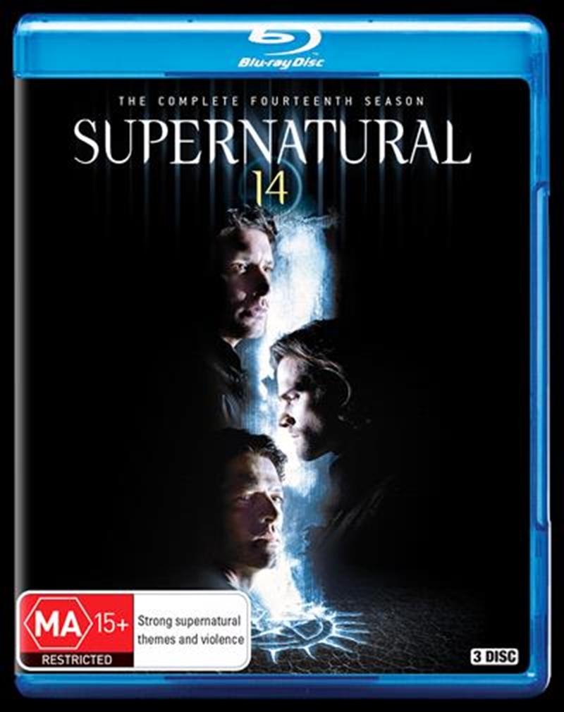 Supernatural - Season 14 | Blu-ray