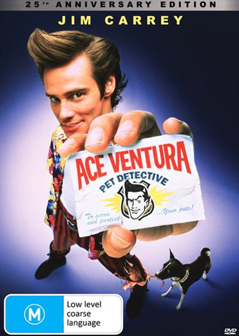 Ace Ventura - Pet Detective - 25th Anniversary Edition | DVD