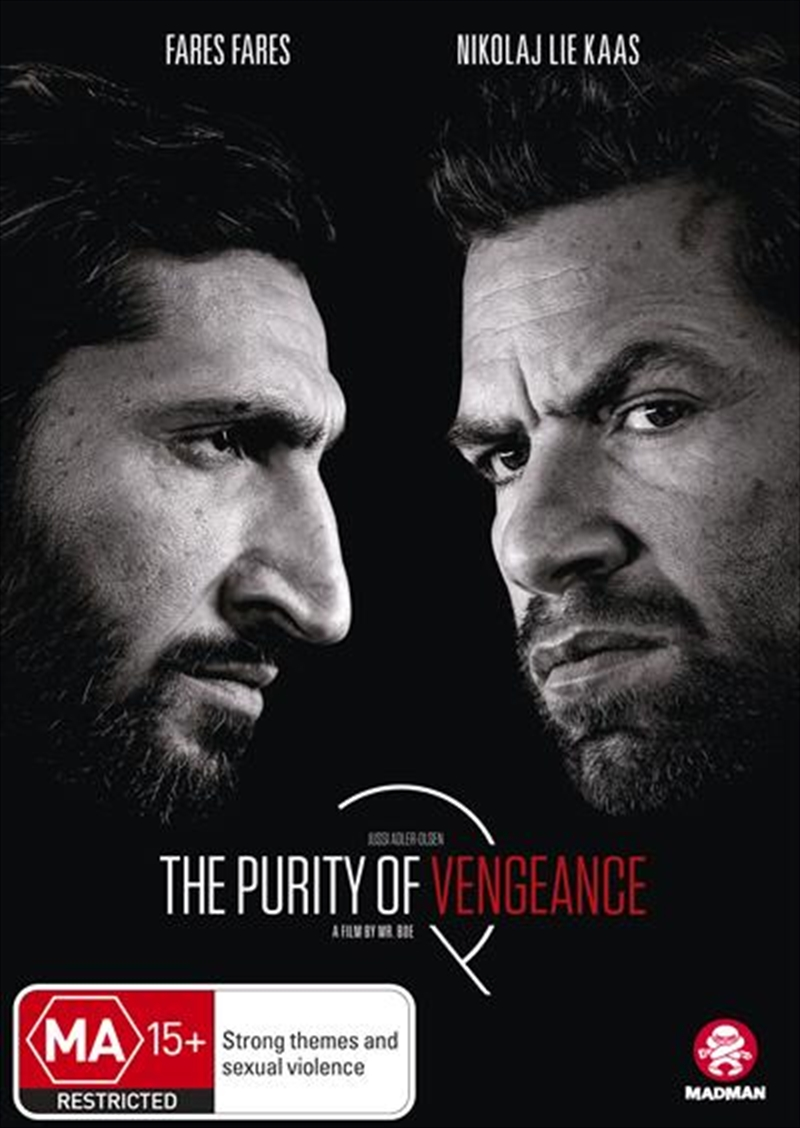 Purity Of Vengeance, The | DVD