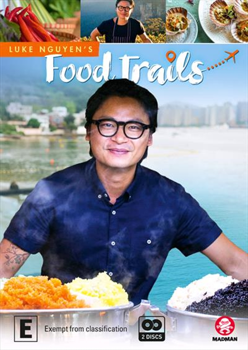 Luke Nguyen's Food Trails | DVD