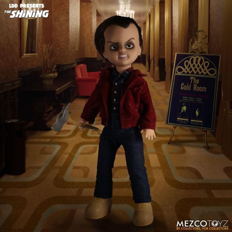Living Dead Dolls - The Shining Jack Torrance Doll   Merchandise