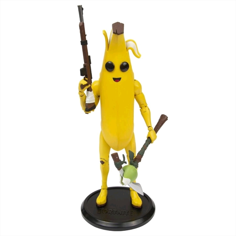 "Fortnite - Peely 7"" Action Figure   Merchandise"