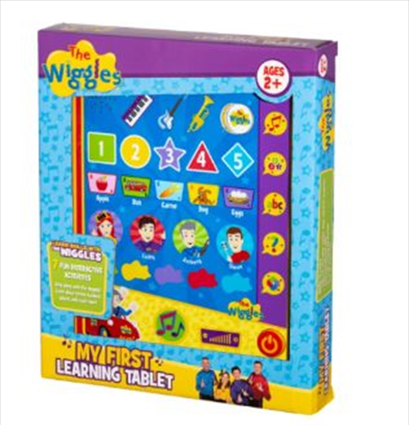 Wiggles - My First Learning Tablet | Toy