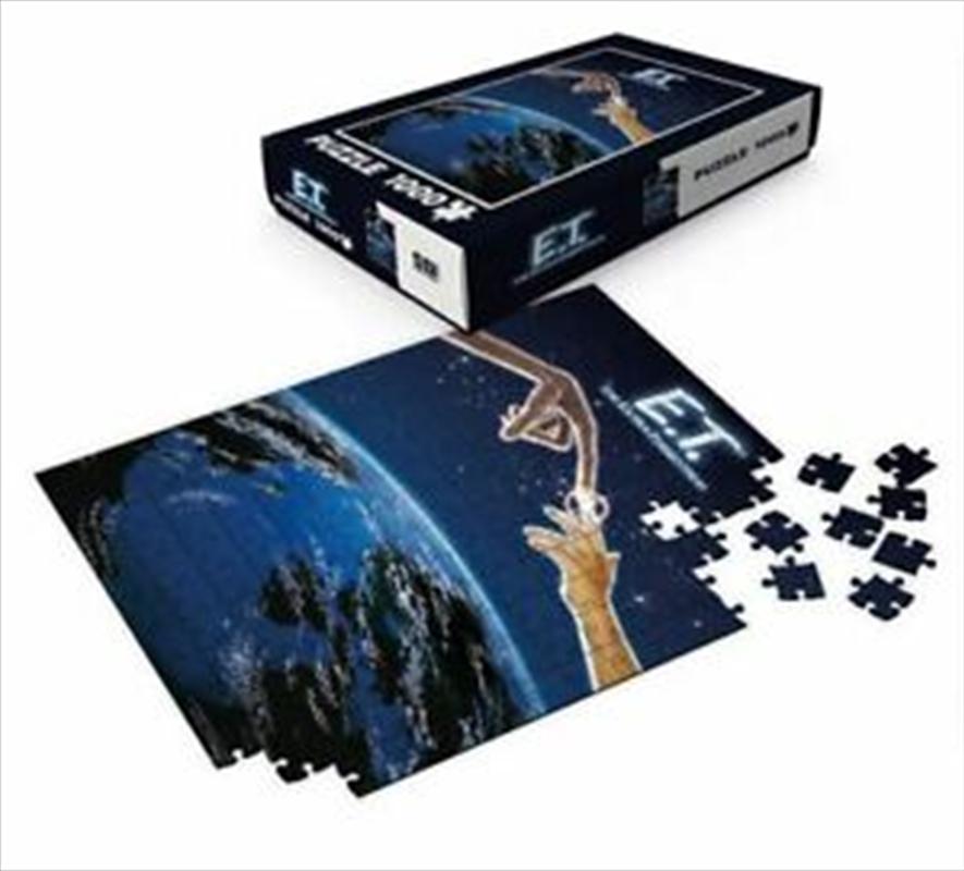 Et Movie Poster 1000 Piece Puzzle | Merchandise