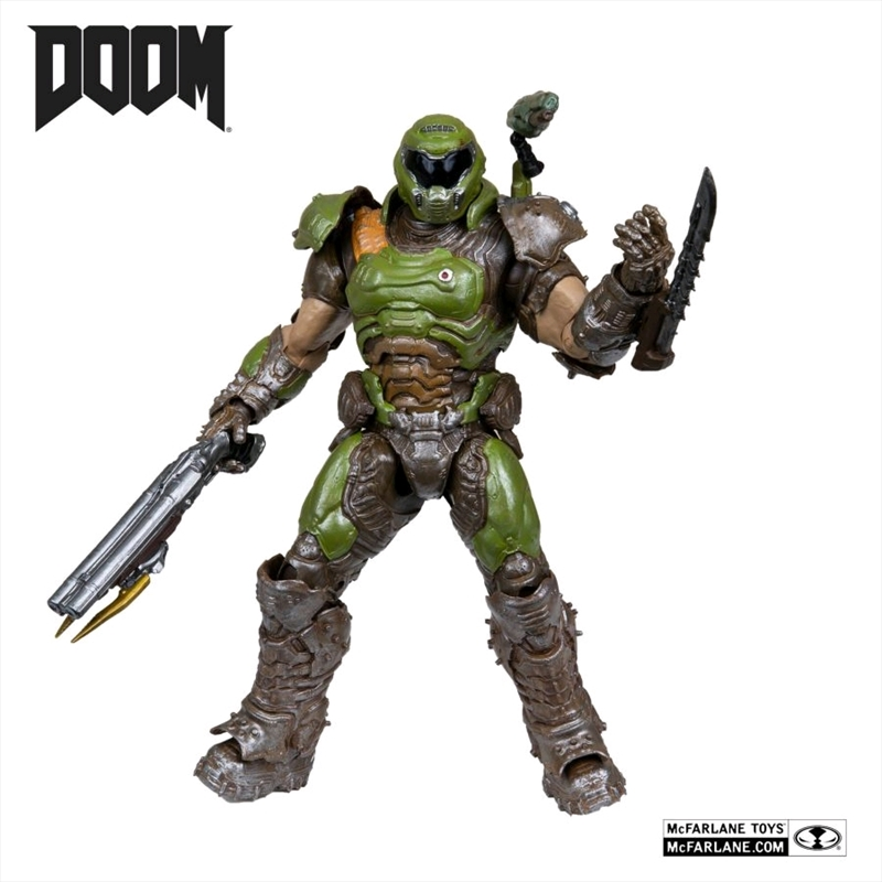 "Doom - Doom Slayer Classic 7"" Action Figure 