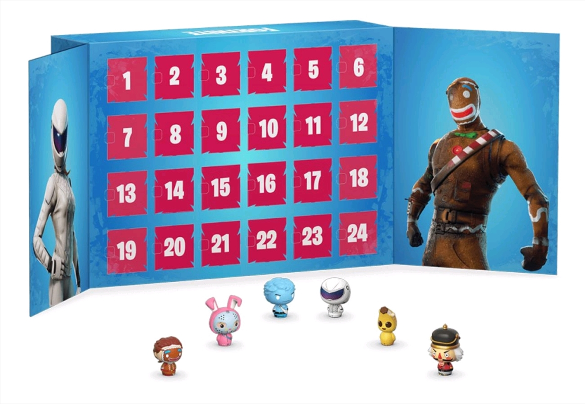 Fortnite - Pint Size Hero Advent Calendar | Merchandise