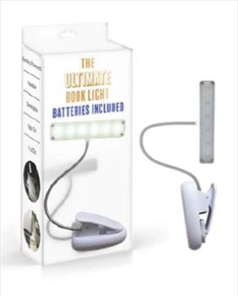 Book Light Aaa White | Merchandise