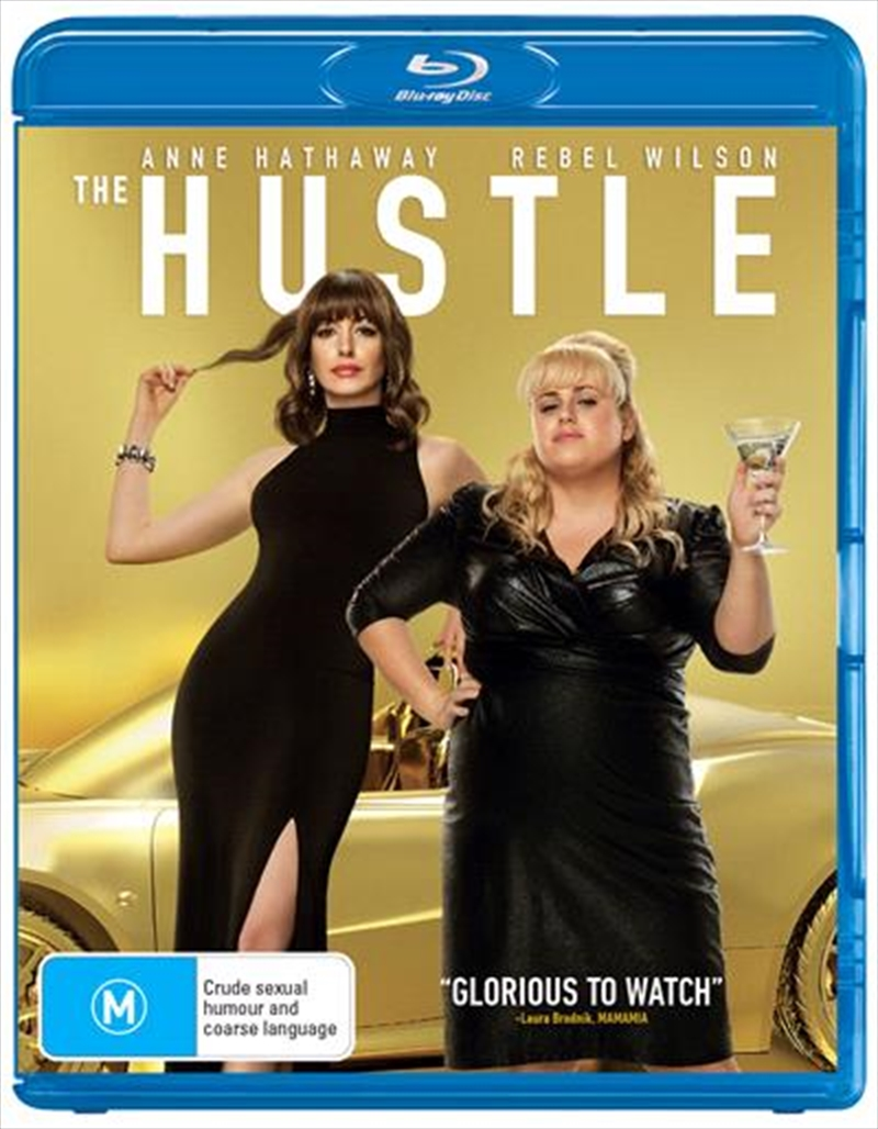 Hustle, The | Blu-ray
