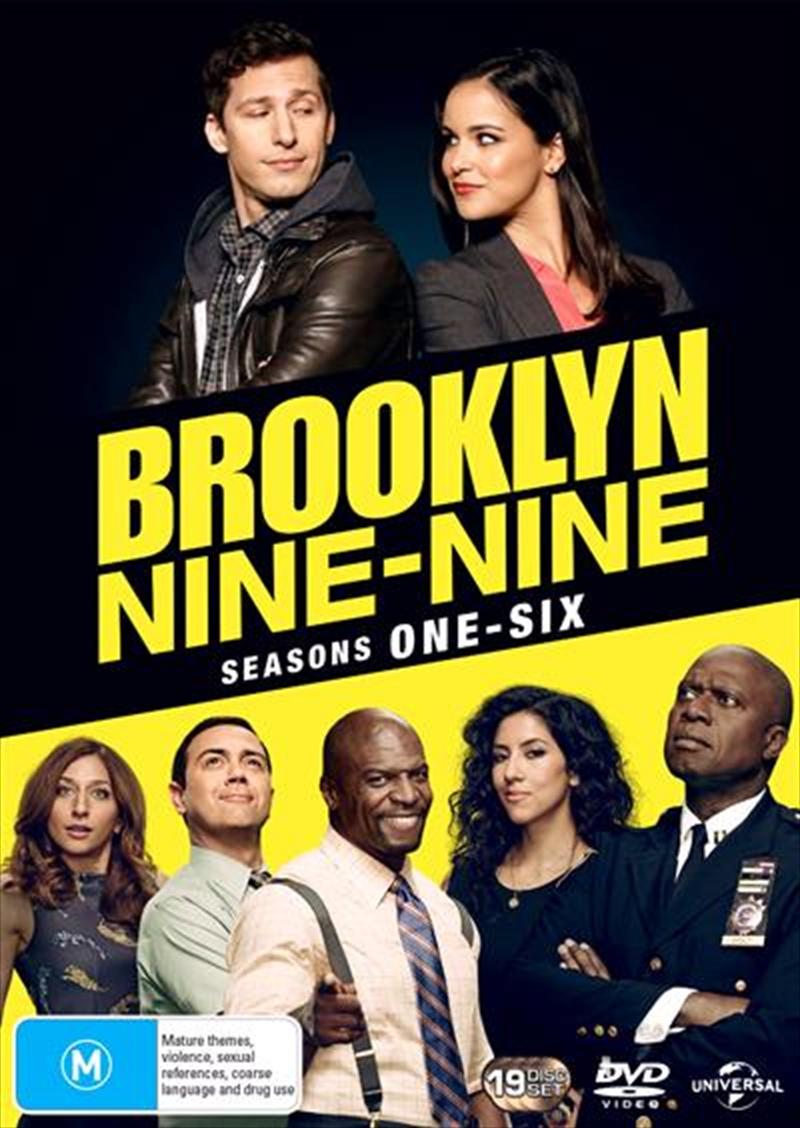 Brooklyn Nine-Nine - Season 1-6 | DVD