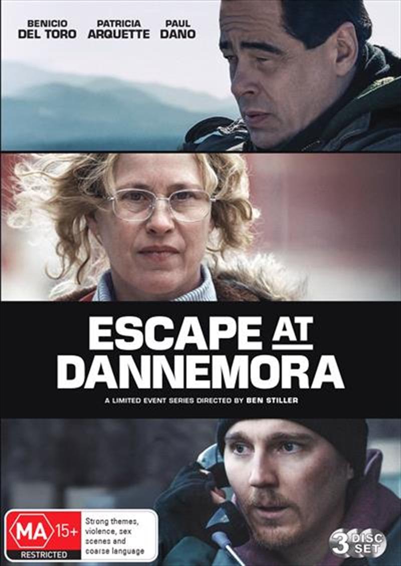 Escape At Dannemora | DVD