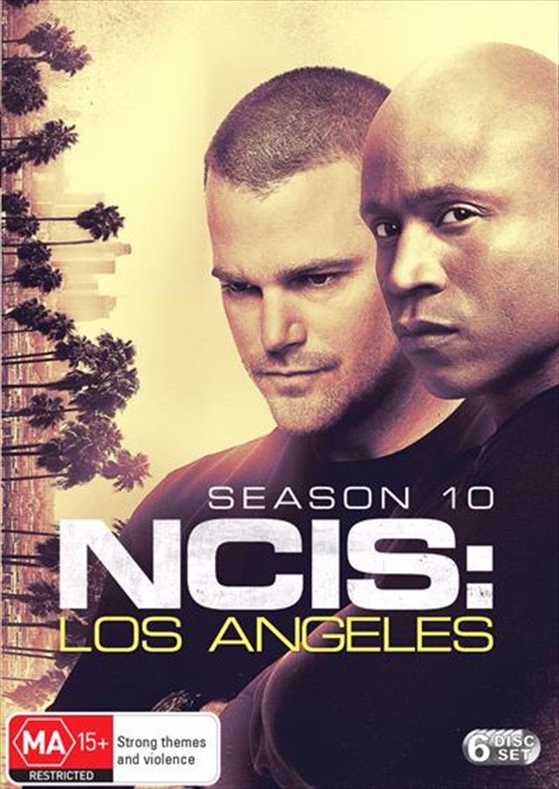 NCIS - Los Angeles - Season 10 | DVD