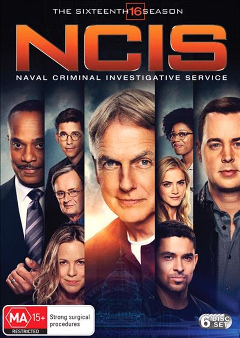 NCIS - Season 16 | DVD