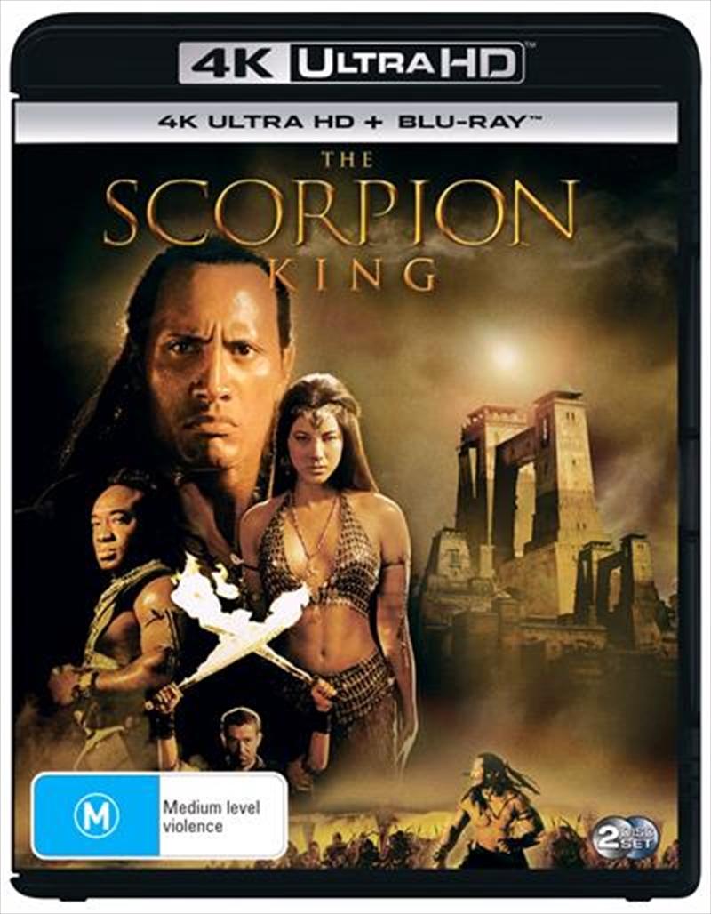 Scorpion King, The   UHD