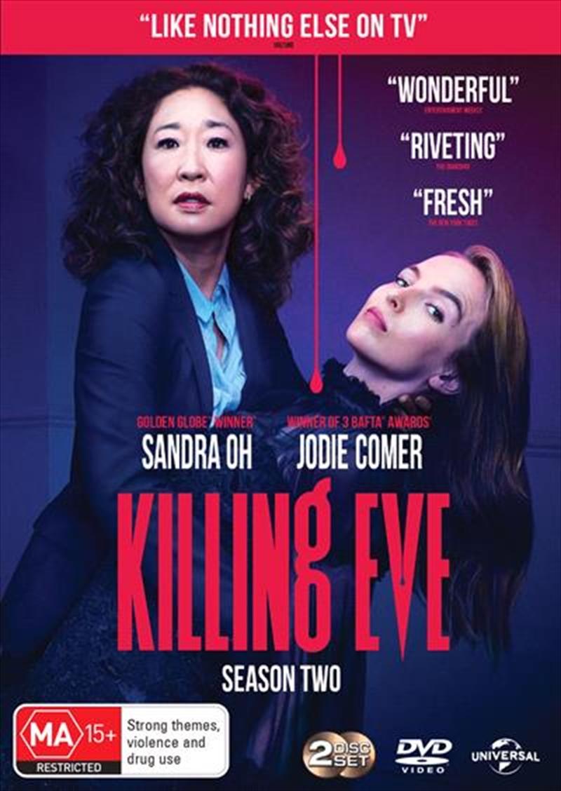 Killing Eve - Season 2 | DVD