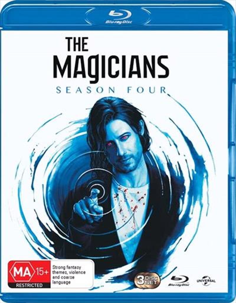 Magicians - Season 4, The | Blu-ray