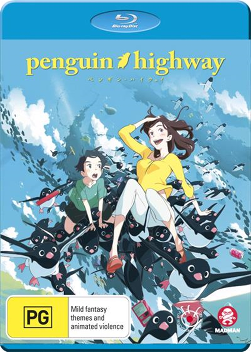 Penguin Highway | Blu-ray