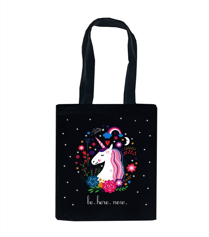 Be Here Now Tote Bag | Apparel