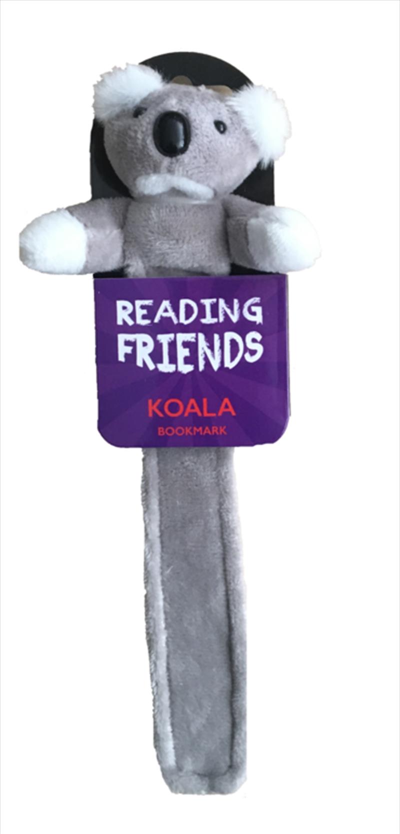 Koala Reading Friend   Merchandise