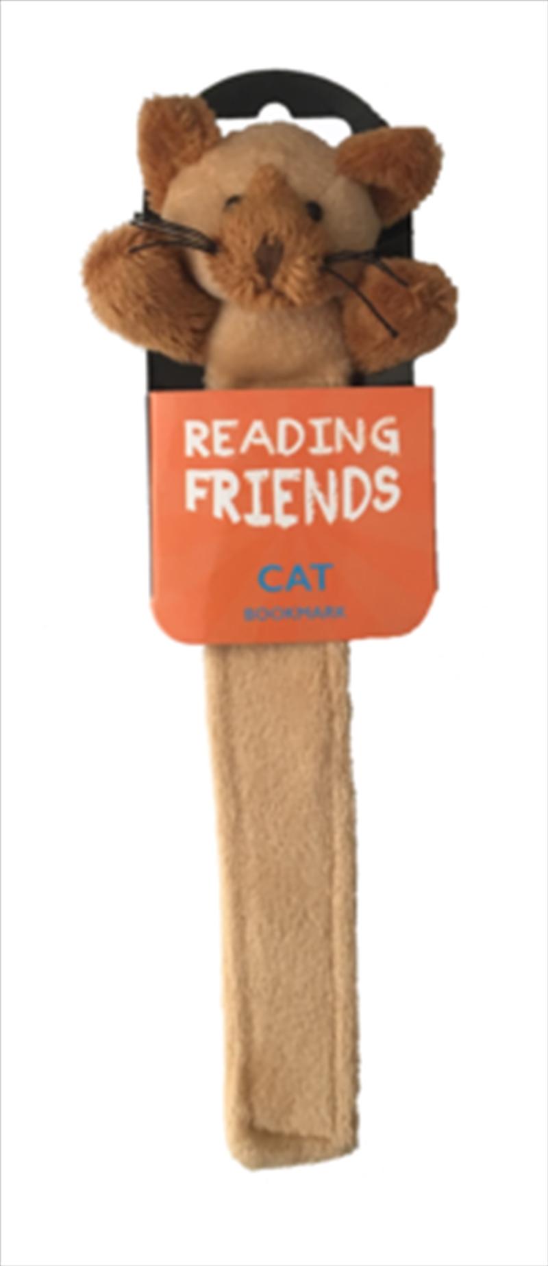 Cat Reading Friend   Merchandise